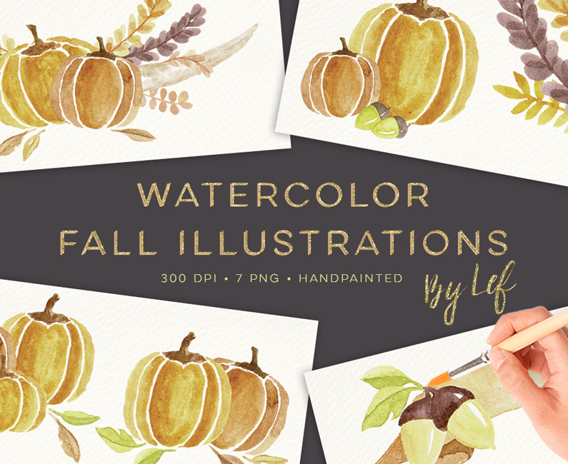 Watercolor-Fall-Illustrations-top-image