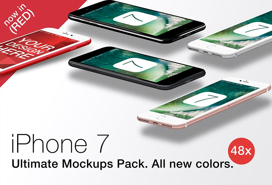 iphone-7-red-mockups-first-image
