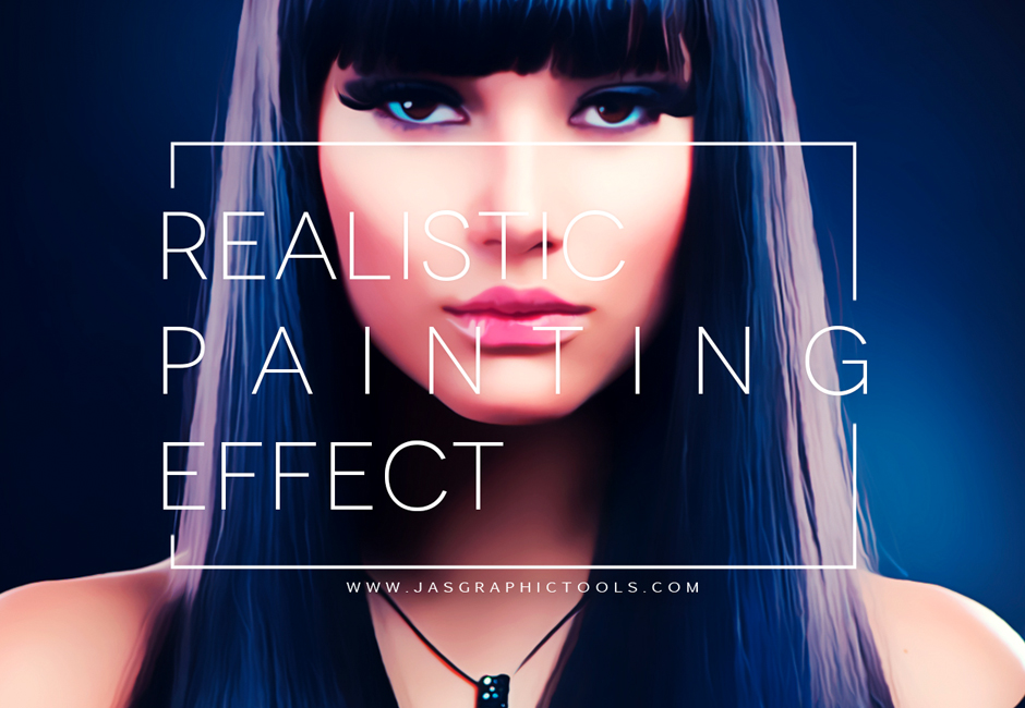 Realistic Painting Effect V.1
