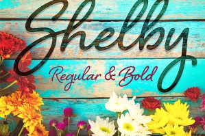 Shelby Font Family