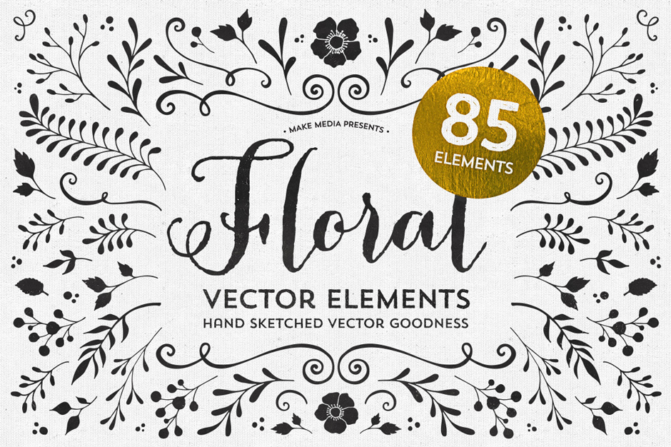 85-Floral-Vectors-first-image
