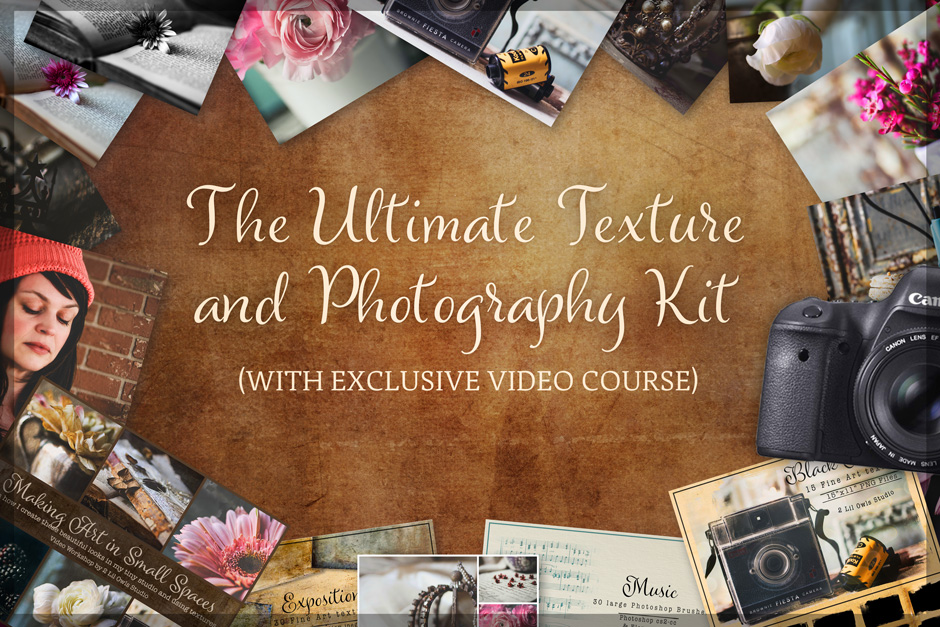 The Ultimate Texture and Photography Kit (With Exclusive Video Course)