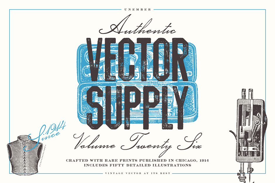 Vector Supply Volume 26