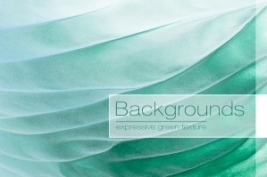 40 Abstract Green Backgrounds