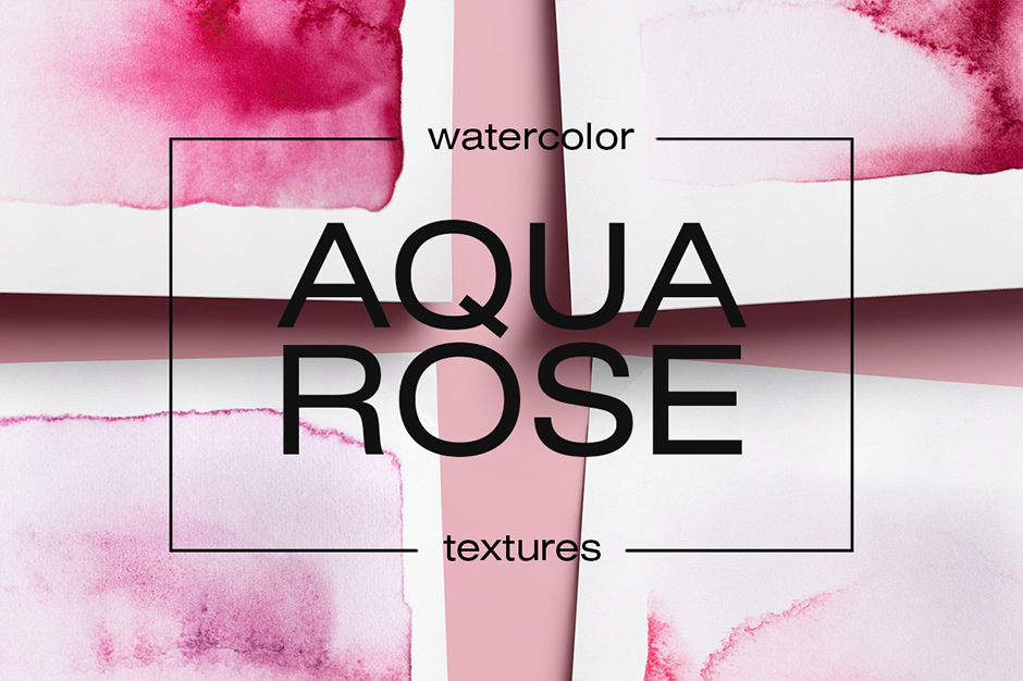 AQUA ROSE – AQUA Collection-first- image