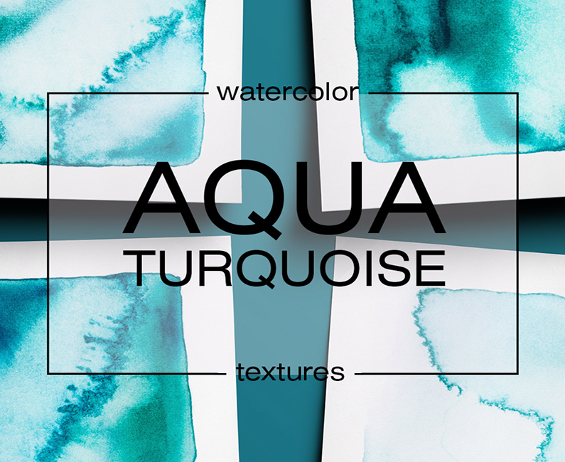 AQUA TURQUOISE – AQUA Collection-top-image