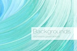 Abstract Turquoise Backgrounds