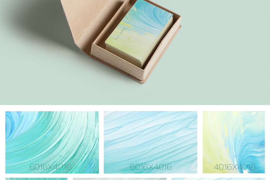 Abstract Turquoise Backgrounds-main-image4