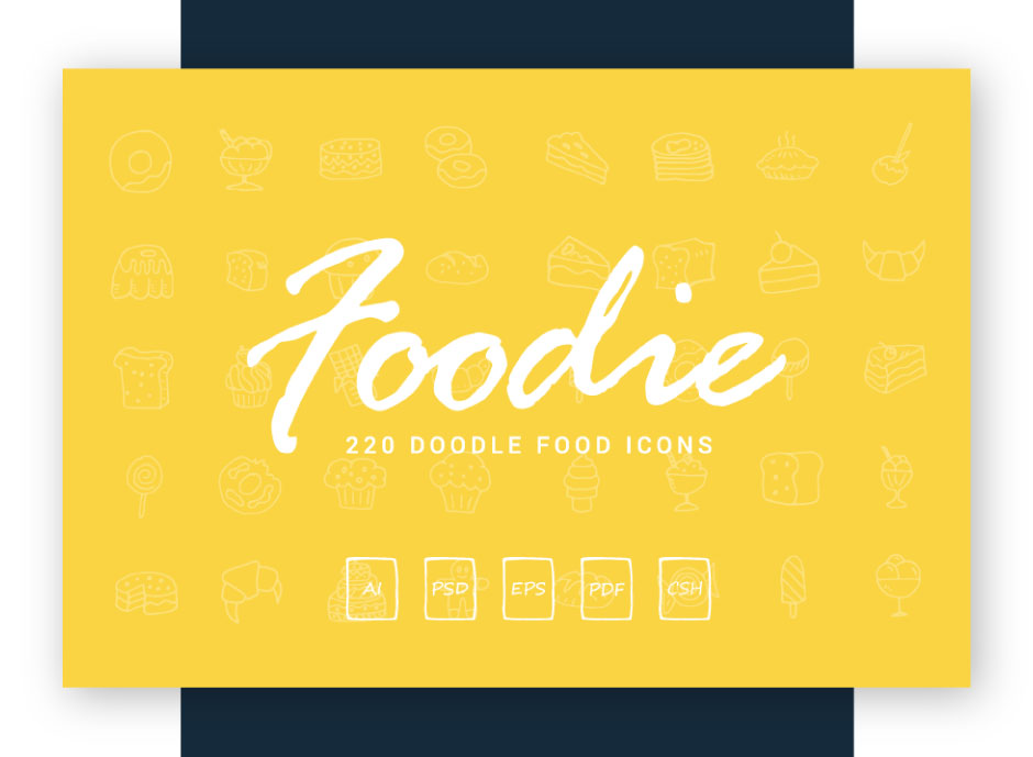 Foodie_Hand_drawn_food_icons-first-image