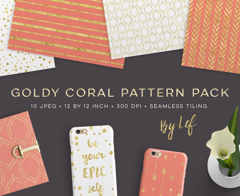 Goldy-Coral-Patterns-first-image