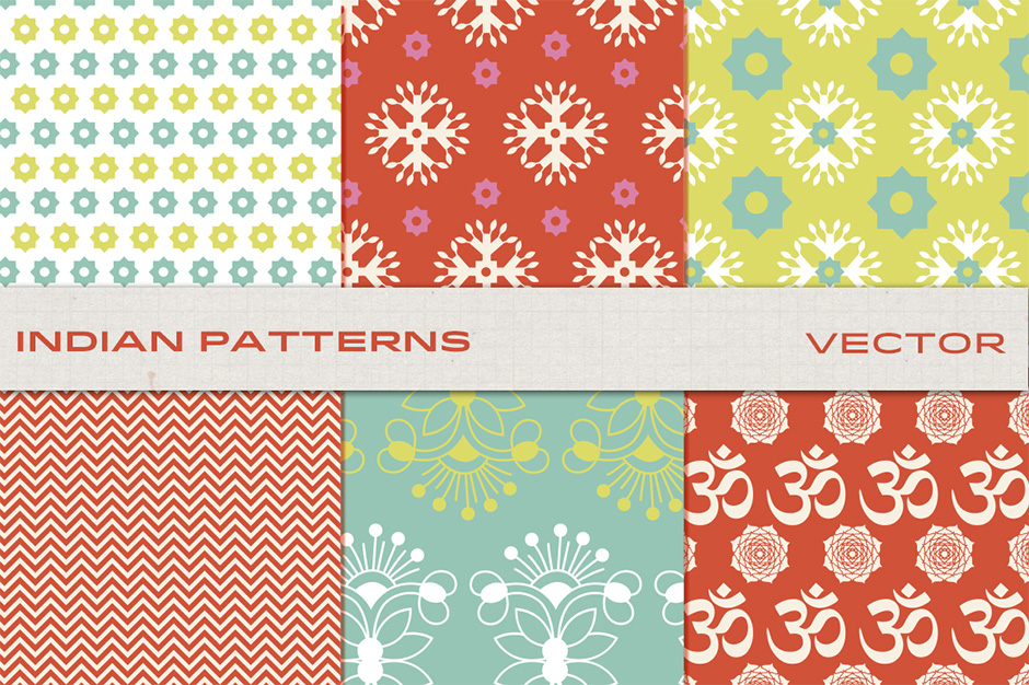Indian Patterns - preview