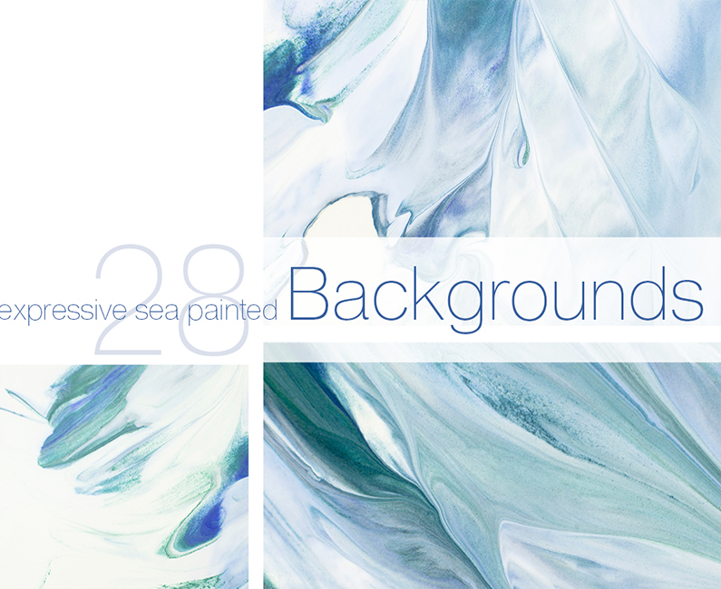 Sea Painted Backgrounds-top-image