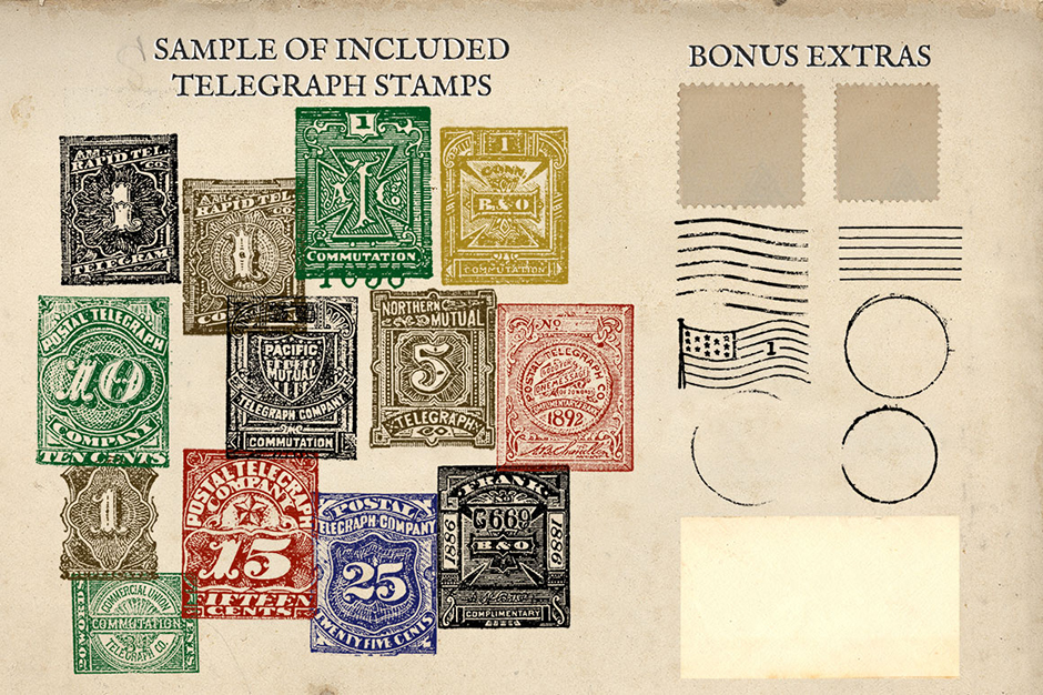 US Stamp Graphics