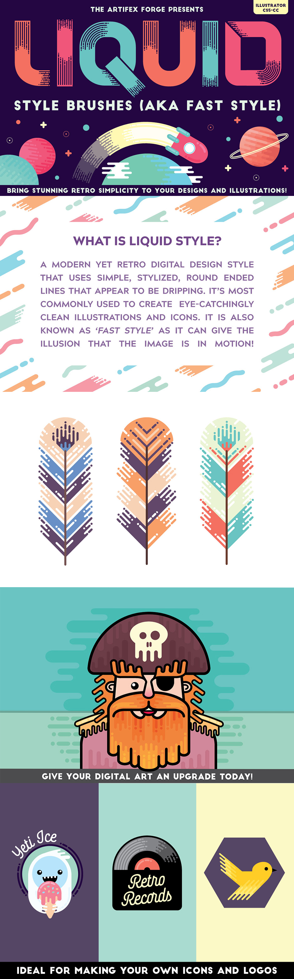 "The Inspiring, Creative Vector Collection"" width="
