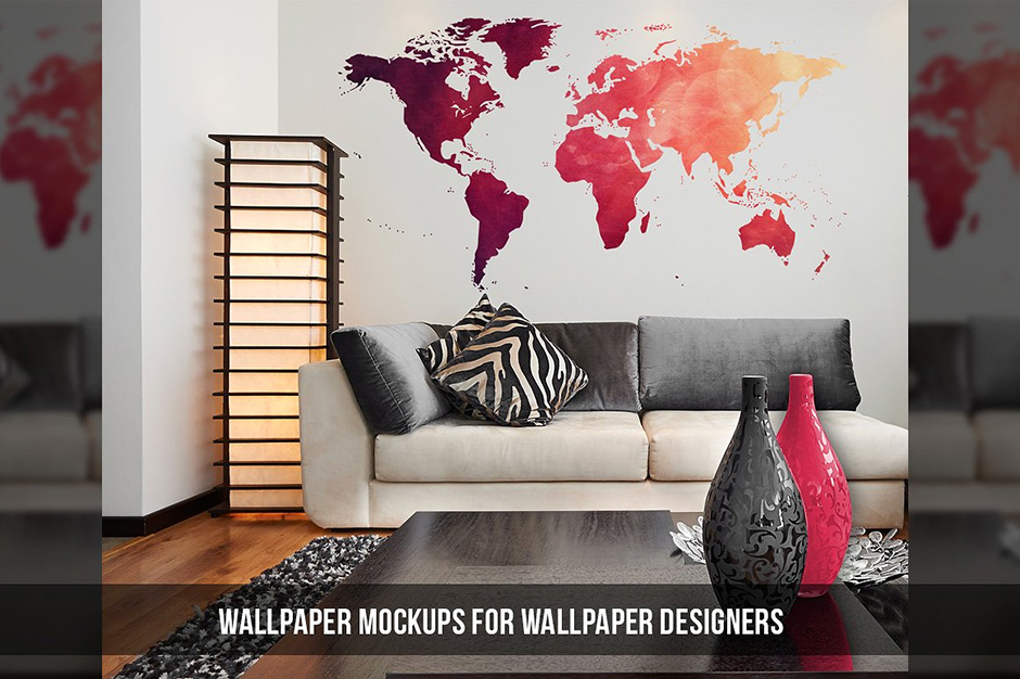 Add Your Own Personal Touch To Your Walls With Art Wall Mockups