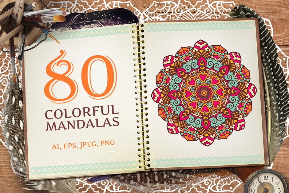 80vectormandalas-first-image