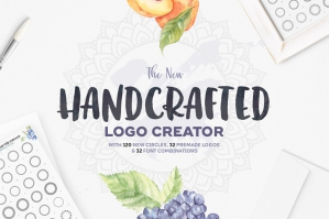 The Handcrafted Logo Creator