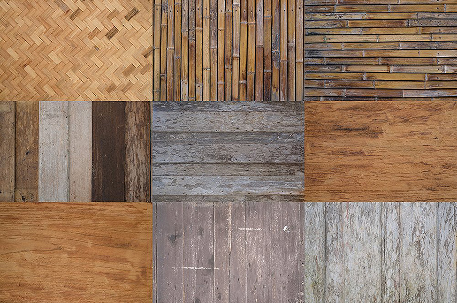 50 Wood Textures Backgrounds Set 10