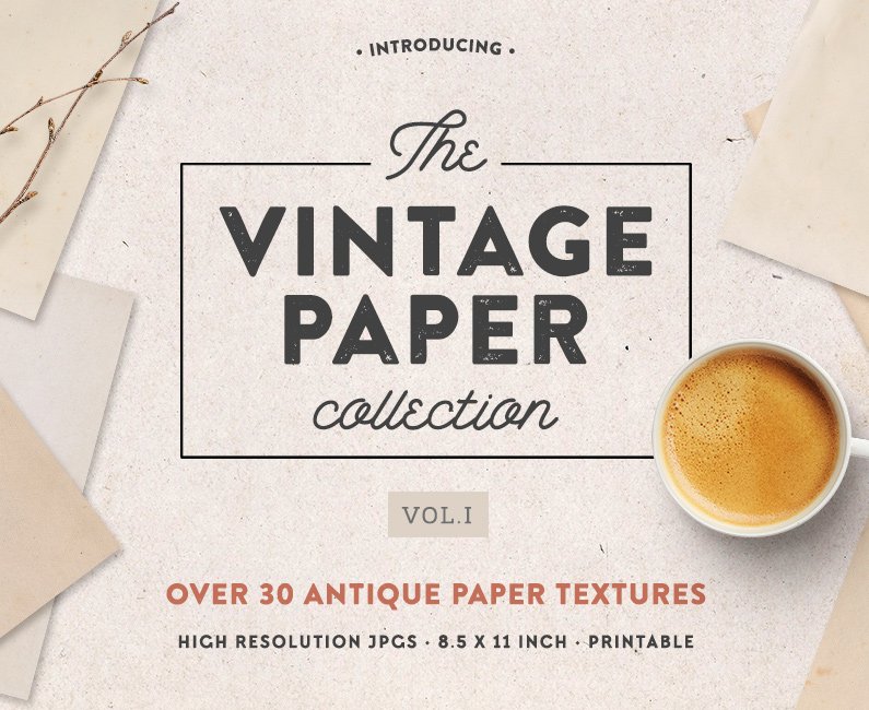 thevintagepapercollectionvol01-top-image