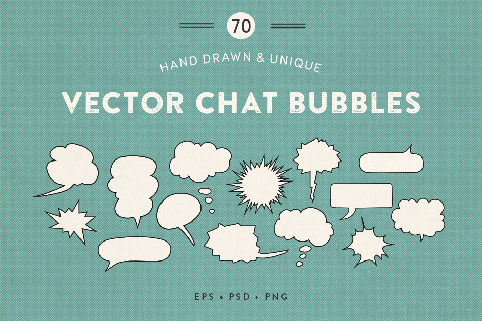 vectorchatbubbles-first-image