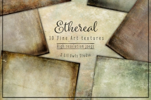 Ethereal Fine Art Textures