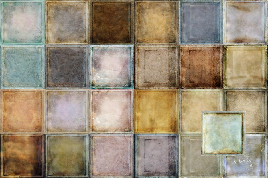 Framed Fine Art Textures