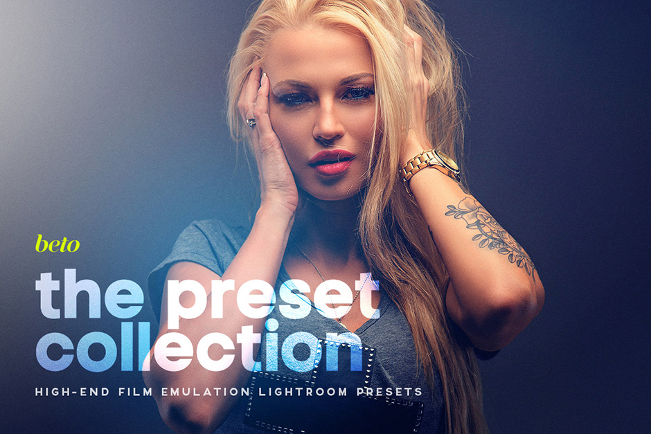 The Lightroom Presets Collection