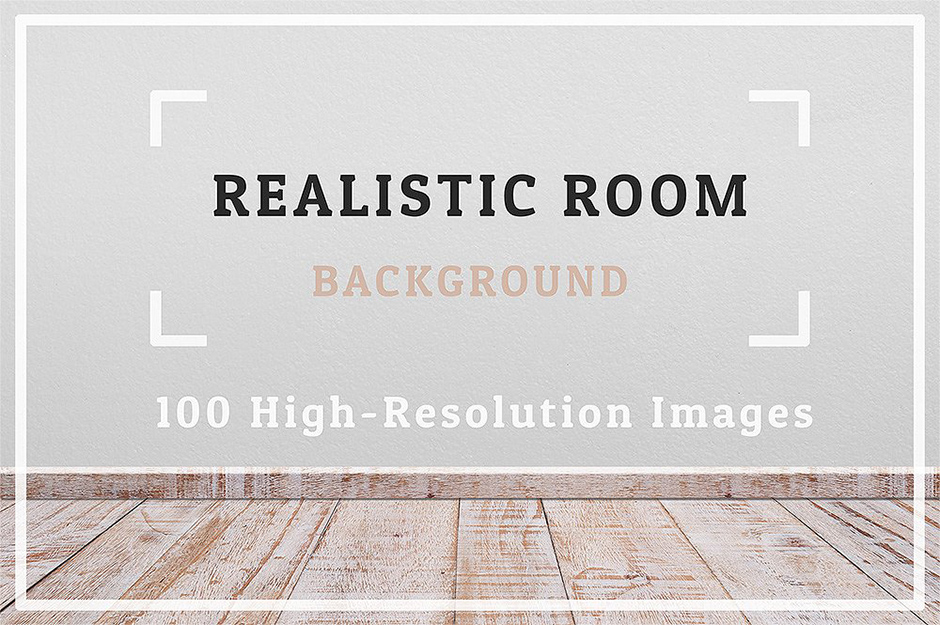100 Realistic Room Backgrounds