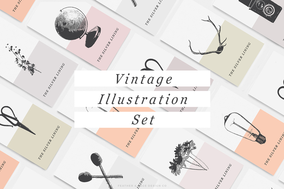 vintage illustrations first-image