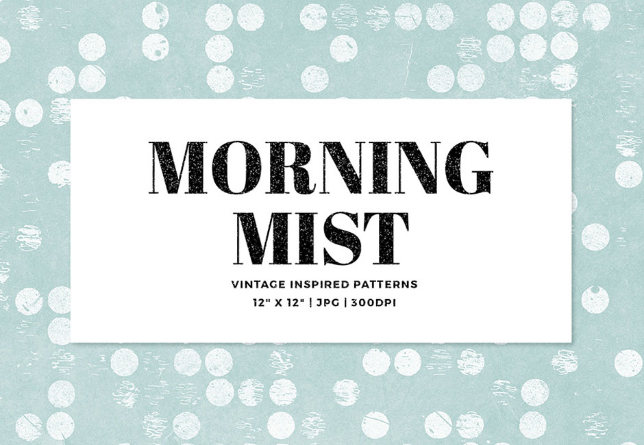 Morning Mist Patterns