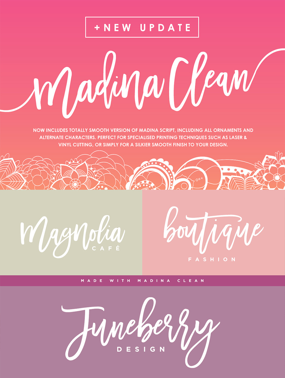 The Design Cuts Birthday Font Bundle