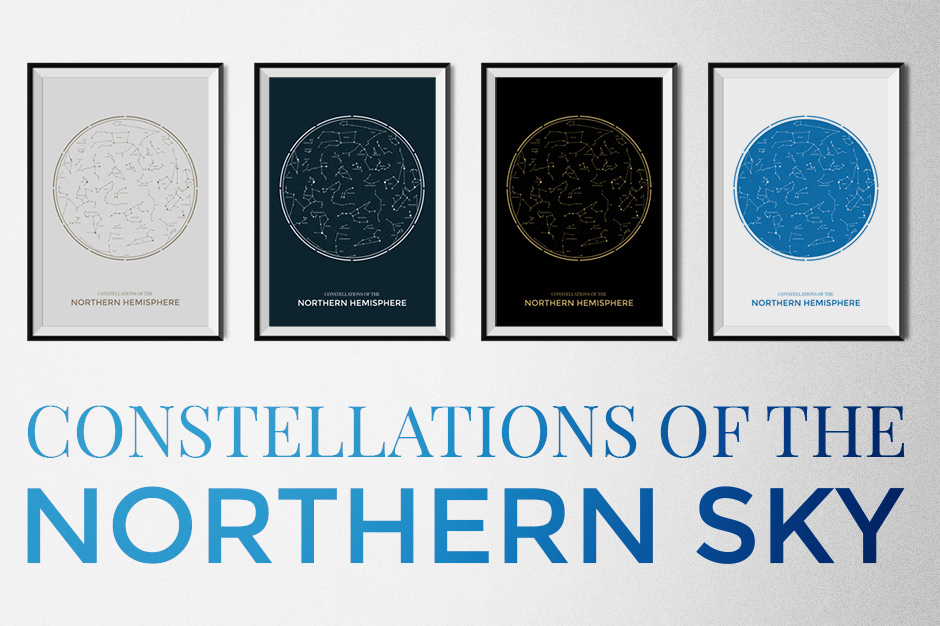 Constellations of the Northern Sky