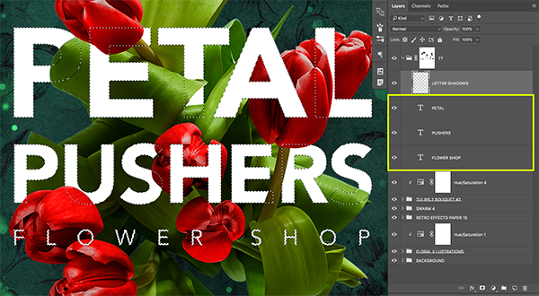 Petal Pushers Flower Shop