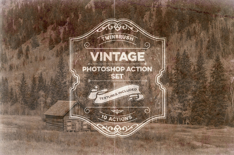 Vintage-Effect-Photoshop-Action-Set-main