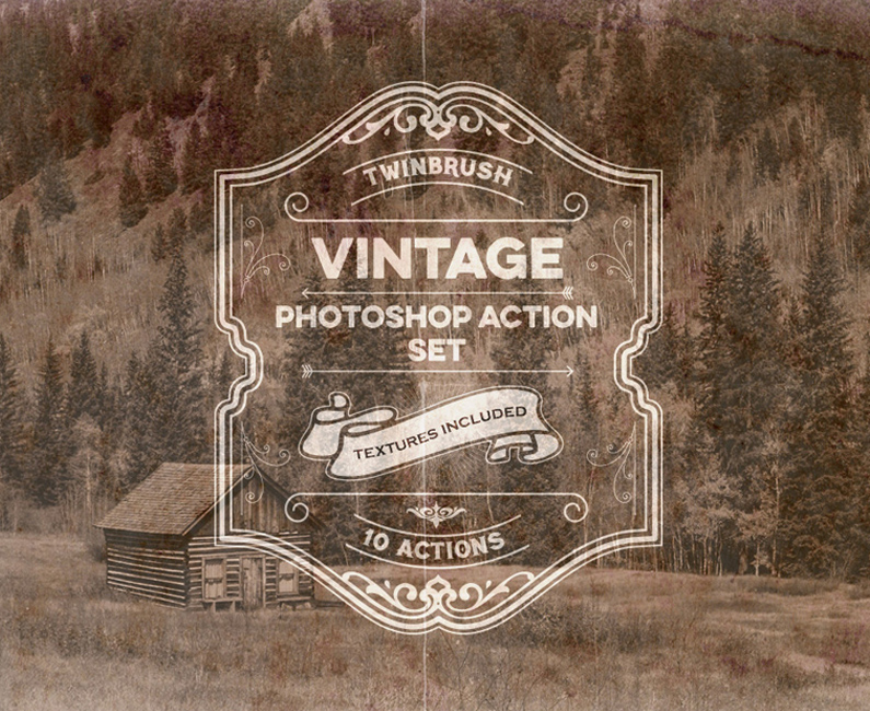 Vintage-Effect-Photoshop-Action-Set-top