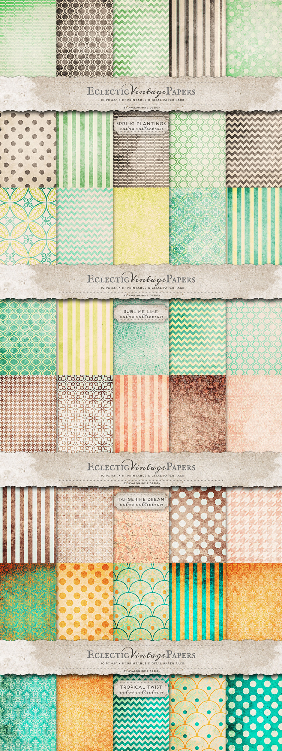 photograph about Printable Pattern Paper identify Traditional Paper Layouts Mega Pack: 240 Traditional Paper Graphics