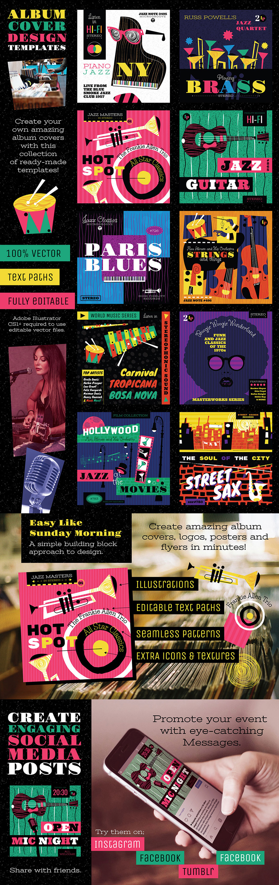 musical graphics