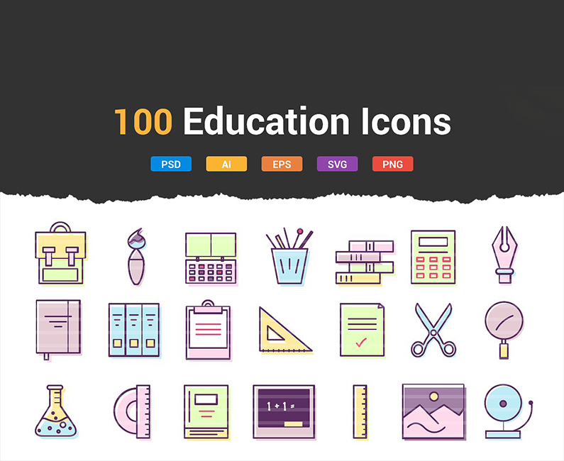 education-icons-top