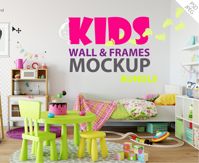 kids-wall-frames-mockup-vol1-top