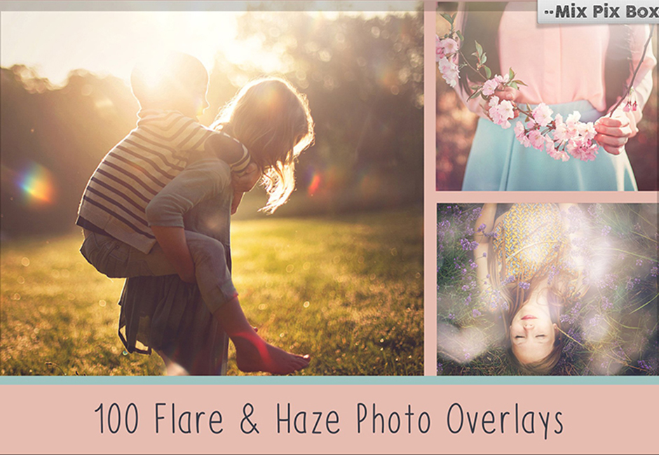 Haze Overlays