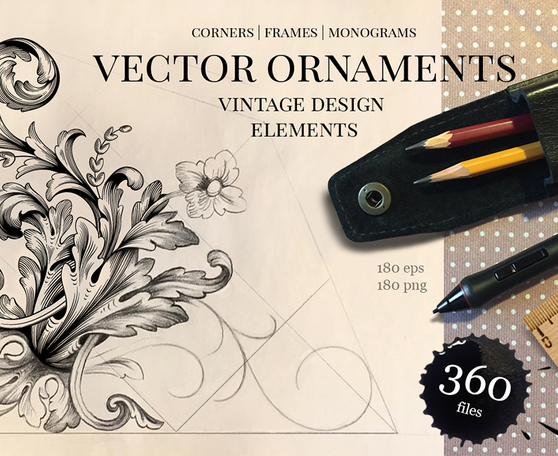 vector-ornaments-top