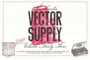Vector Supply Volume 35