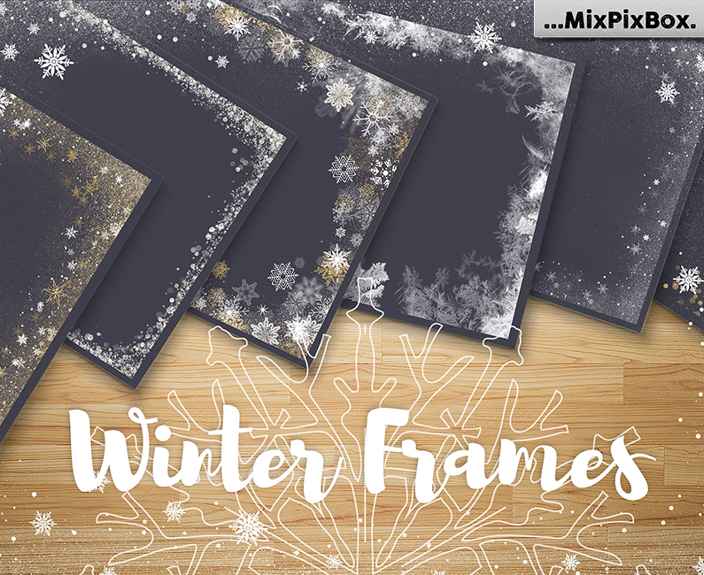 winter frames