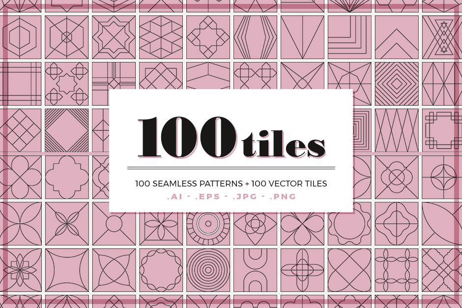 100-Tile-Patterns-main
