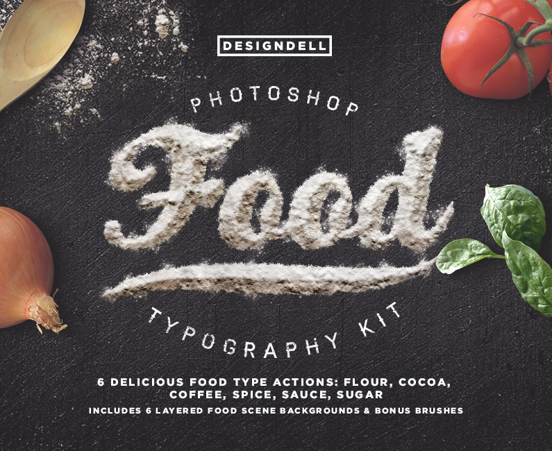 Design Dell – FoodTypography-top-image