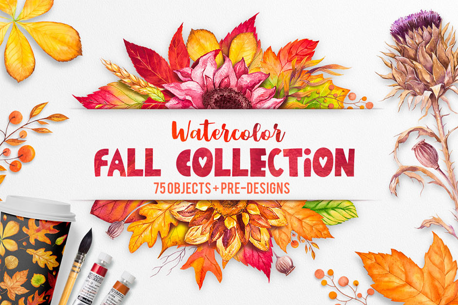 Fall Vectors Collection