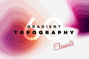 Gradient Topography Collection