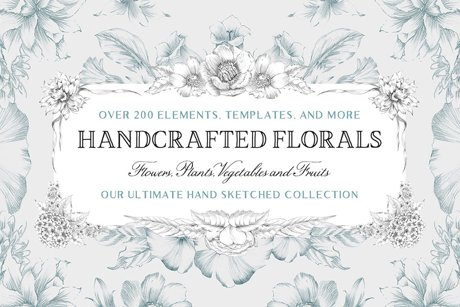 The-Handcrafted-Floral-Elements-Collection-main