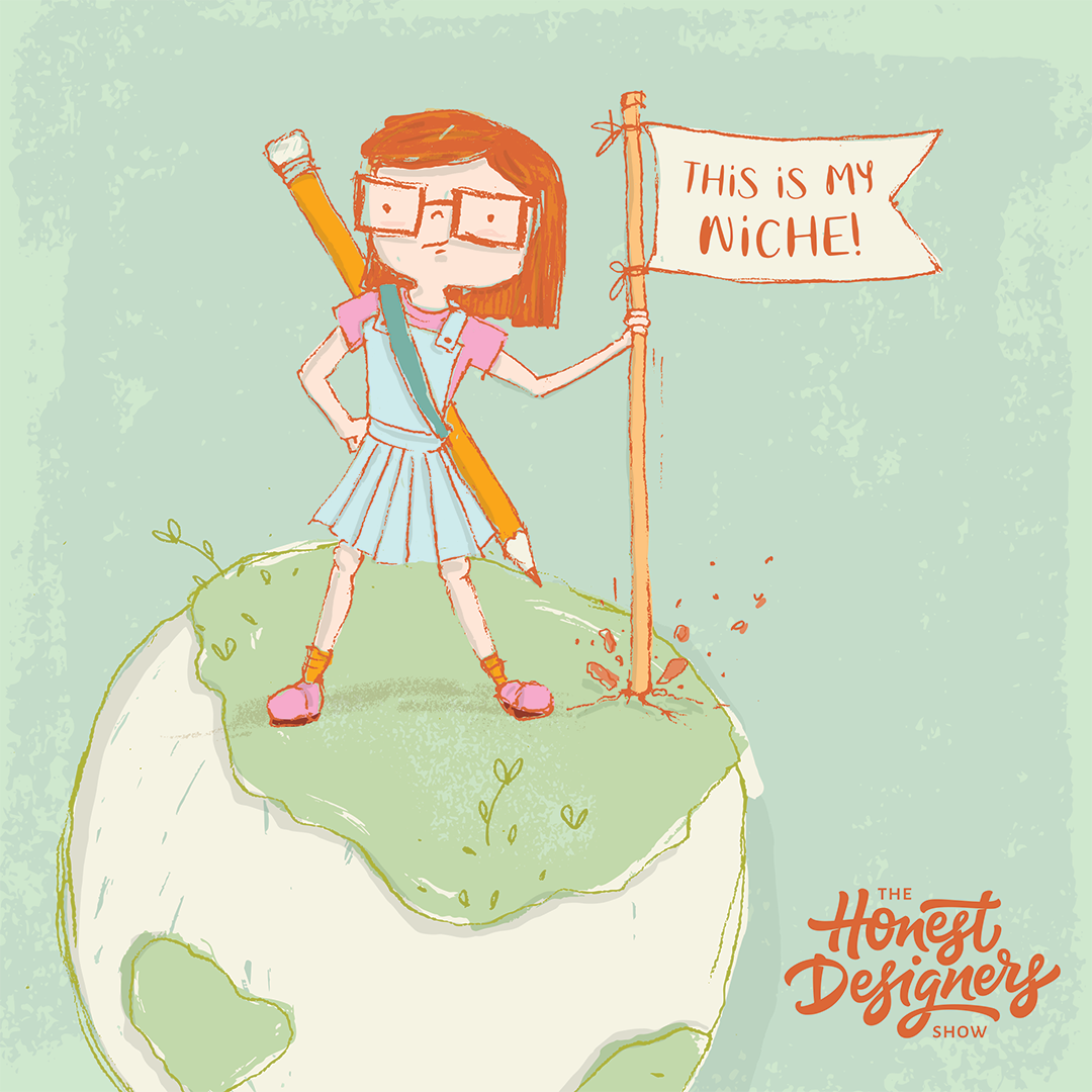 Honest Designers Podcast  Episode 48: Competition in the