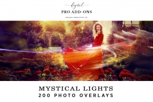 Mystical Lights – 200 Photo Overlays-first-image